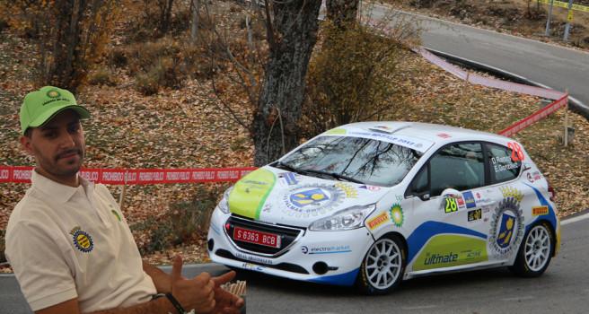 Domingo Ramos relata su participación en el Rally de Madrid