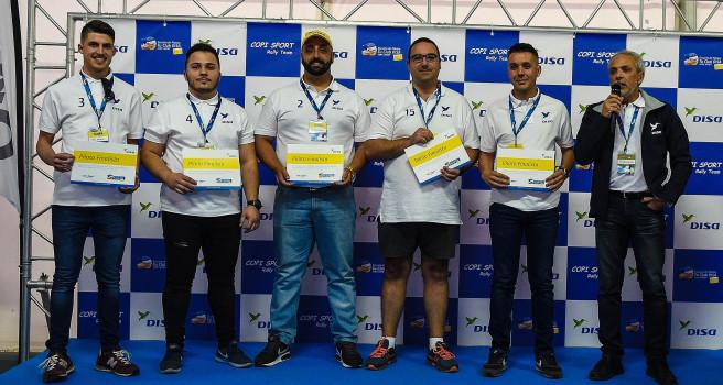 La Escuela de Pilotos DISA Copi Sport tiene finalistas