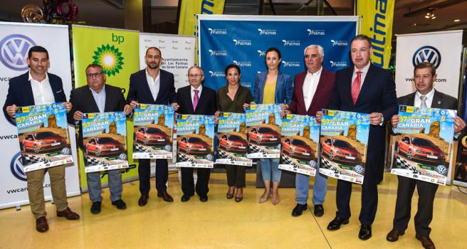 El  Gran Canaria estrena tramo espectáculo en San Lorenzo