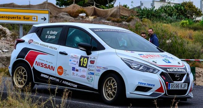 Máxima igualdad en la Copa Nissan Micra tras el Granadilla