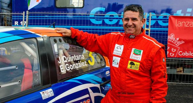 Juan C. Quintana estrena EVO-X en Cervera. Lista inscritos