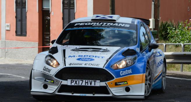 5º Rallye Ciudad de La Laguna, lista de inscritos