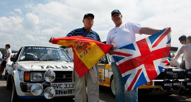 A punto para el XXXVIII Rallye Villa de Teror y el VI GC Historic Rallye