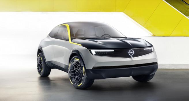 Opel GT X Experimental: visión audaz del futuro de Opel