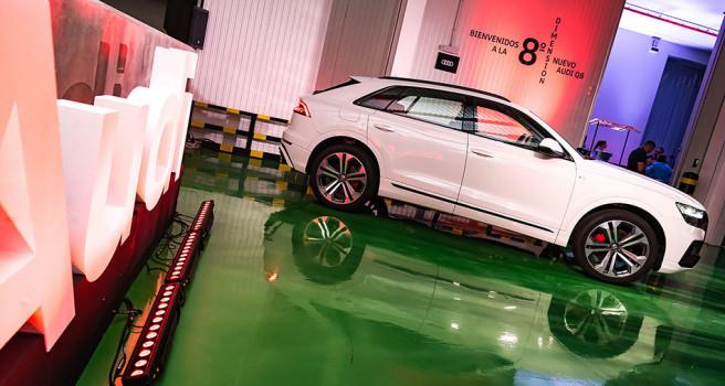 Nuevo Audi Q8, pasión por el lujo y la innovación tecnológica