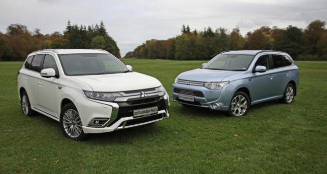 Mitsubishi Outlander PHEV, cinco años como líder híbrido-enchufable