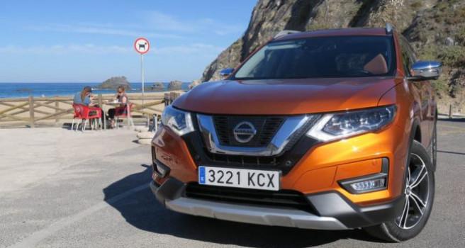 Nissan, marca líder del segmento crossover en España