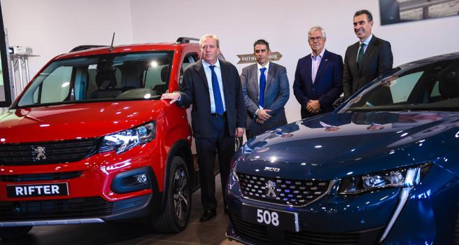 Automotor-Peugeot presenta la Rifter, el 508 y nueva Partner