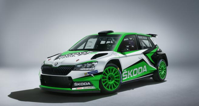Škoda Motorsport presenta su nuevo R5