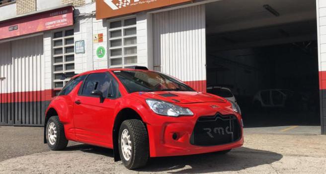 Un Citroën DS3 N5 para Juan Carlos Quintana. Copa N5 y Súper CERA