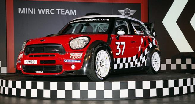 Juan Luis Cruz apunta a un Mini JCW-WRC de Prodrive