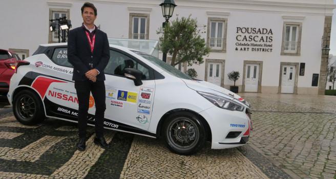 Flavio Alonso y la Copa Nissan Micra viajan a Portugal