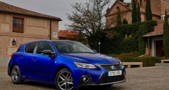 Lexus, mejor marca fiable según estudio de JD Power