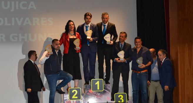 Gala de trofeos de la federación tinerfeña. Galería fotográfica