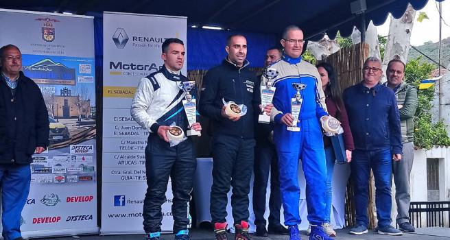 Gustavo Bolaños, récord y victoria en Montaña Alta-Guía