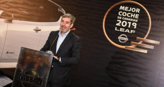 ANFAC felicita al Gobierno de Canarias. IGIC 0% al coche eléctrico