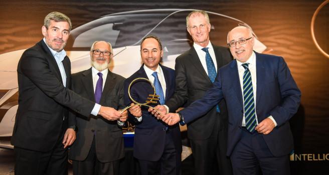 """Nissan LEAF recibe el premio """"MEJOR COCHE DE CANARIAS 2019"""""""