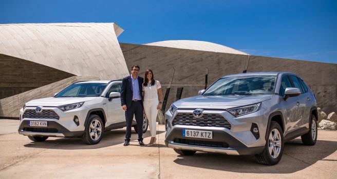 Toyota Canarias presenta el nuevo RAV4