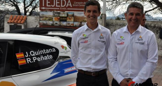 Quintana y Peñate culminan una exitosa temporada en el CERT y S-CER