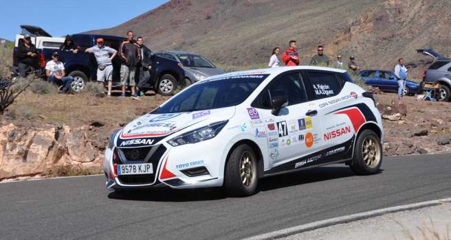 La Copa Nissan Micra aporta diez equipos al Isla de Gran Canaria