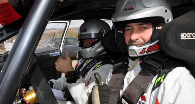 Fránquiz-Batista, Mitsubishi Space Star, ganan el VI Slalom de Antigua
