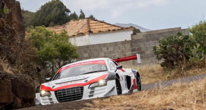 Luis Monzón va apuntalando el campeonato de Canarias de Montaña