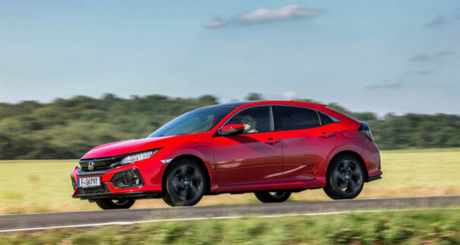 ImpulCIVICdad. Llega el mes del Civic a Honda Canarias. Desde 13.990€.