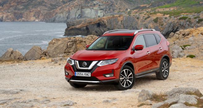 X-Trail incorpora a sus versiones los motores más eficientes de Nissan