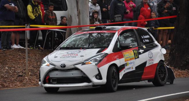 Padaman Sport, cara y cruz en el Rally Comarca Norte