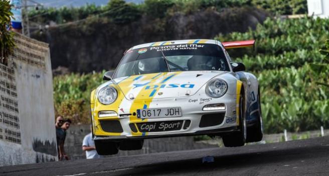 El Rally La Palma Isla Bonita, 20 y 21 de septiembre, abre inscripciones
