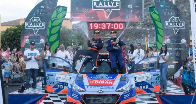 Cancelado el 46º Rallye La Palma Isla Bonita. Varapalo al regional