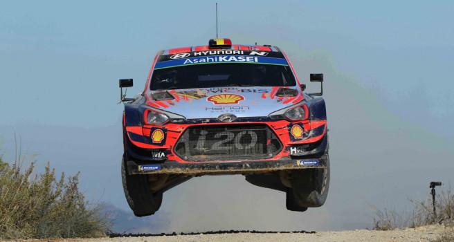 Neuville gana, Tänak campeón. Galería de imágenes del Rally Cataluña