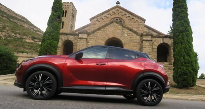 Nissan Juke, 'te gusta' o 'te gusta'. Alarde de diseño y conectividad