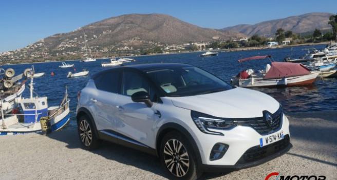 Renault Captur: tecnología, dimensiones, calidad percibida y propulsores