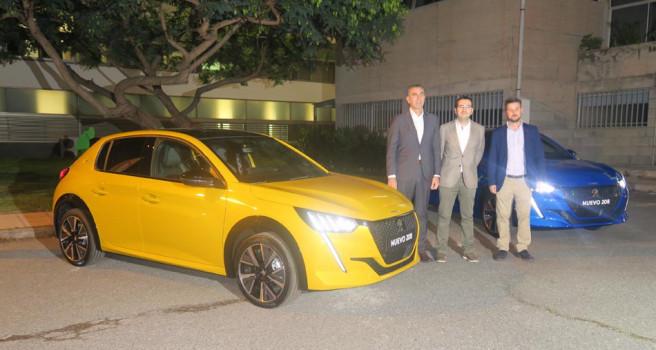 Automotor presenta el nuevo Peugeot 208. ¡Vive el futuro ahora!