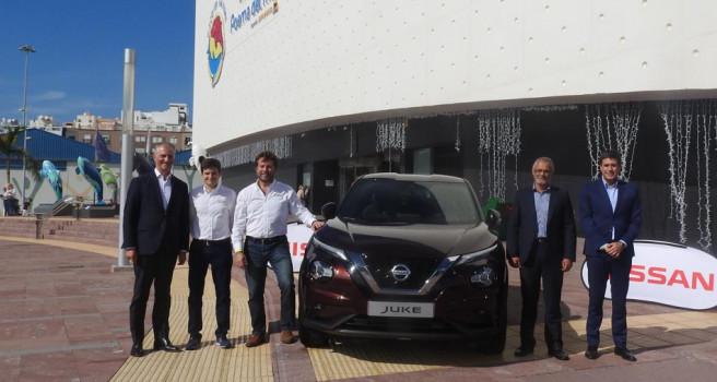 El nuevo Nissan Juke ya brilla en Canarias. Presentación