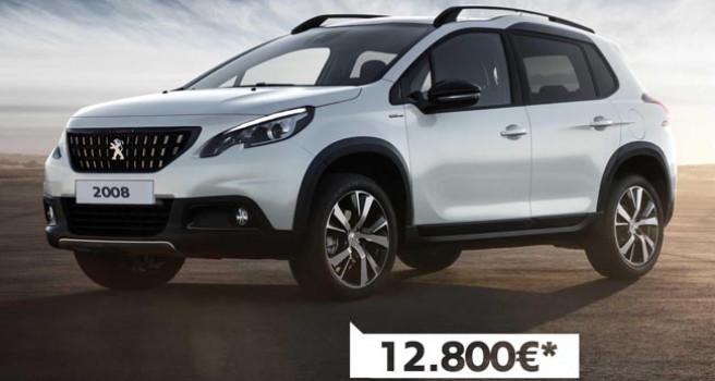 'Black Friday'  de Automotor Canarias-Peugeot con 36 % de descuento