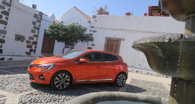 Renault Clio marca diferencias tecnológicas, calidad y confort dinámico