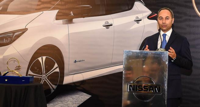 """Marco Toro: """"Será un orgullo recoger el premio al Nissan Juke"""""""