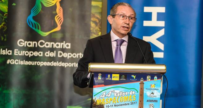 Domínguez repite moción de censura al amparo del artículo 76-RFEdA