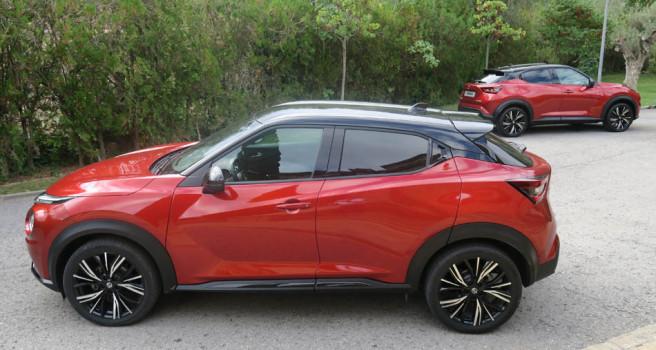 """Nuevo Nissan Juke designado el """"MEJOR COCHE DE CANARIAS-2020"""""""
