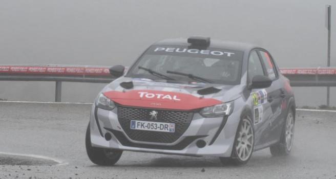 El tinerfeño Sergio Fuentes disputará la Peugeot Rally Cup Ibérica 2020