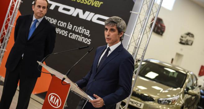 Jorge González se va a Perú dejando a Kia Canarias en récords de ventas