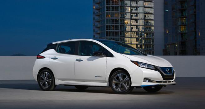 Nissan entrega el vehículo eléctrico 7.000, un Nissan LEAF