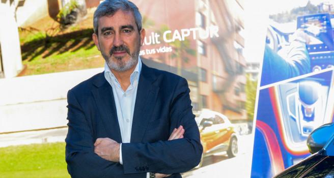Jesús Presa: «Clio y Captur son los mejores híbridos del mercado»