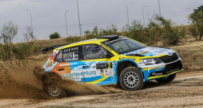 Sosa-Peñate, Skoda Fabia R5, acuden al Rally Fafe-Portugal