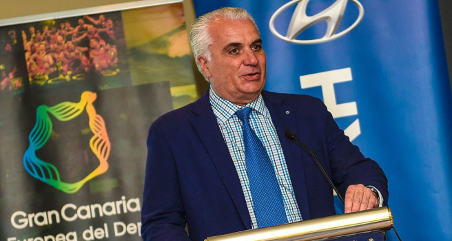 Víctor Rodríguez y EVEsport organizan el Rally Tierra Isla de los Volcanes