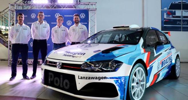 Kevin Guerra y Rubén Curbelo, pilotos para el Polo N5 de Fuertwagen