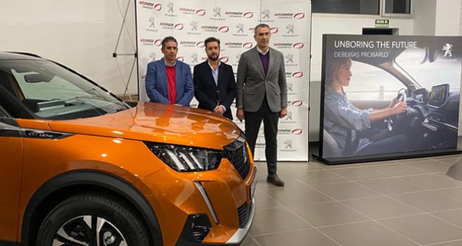 Automotor-Peugeot presenta el nuevo SUV 2008