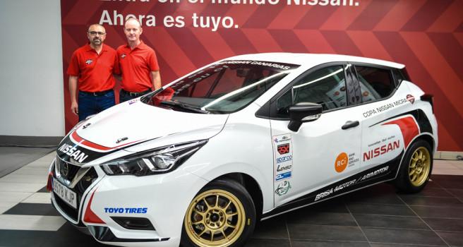 Nissan Canarias beca con 4.300 euros para la compra de un Micra Copa